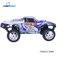 HSP 1/8 LACEREA 94863 RC CAR TOYS NITRO POWERED SHORT COURSE 4WD OFF ROAD TRUCK WITH 18CXP ENGINE STARER NOT INCLUDED