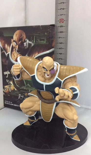 SCulture Big Budoukai 5 Volume 3 Banpresto Dragon Ball Z 5.5-Inch Nappa Figure
