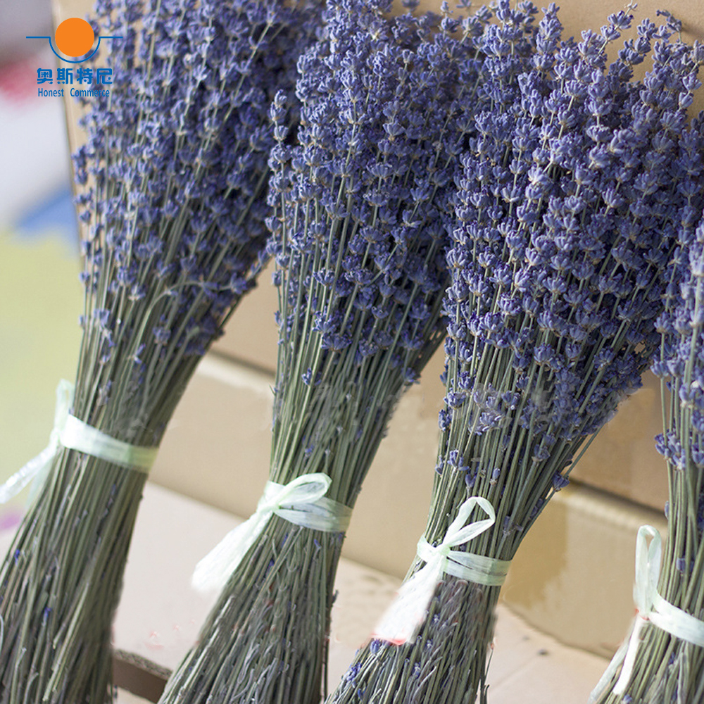 100g Dried Natural Flower Bouquets Dried Natural Lavender Flower
