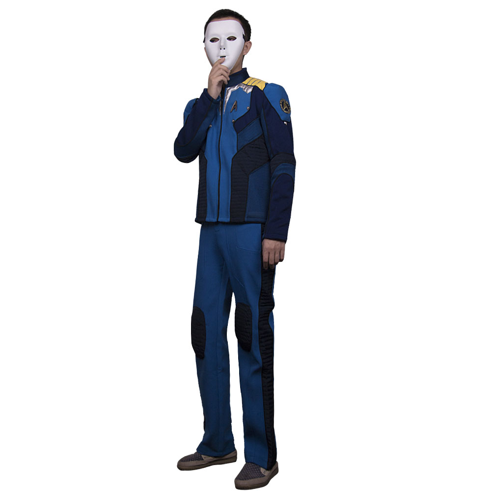 2016 Star Trek Beyond Captain Krik Costume Cosplay Star Trek Uniform - Carnavalskostuums