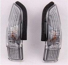 2 шт. зеркало заднего вида указатель поворота боковое зеркало, лампа для Toyota Corolla для altis Camry Yaris Scion IM 2013 -14