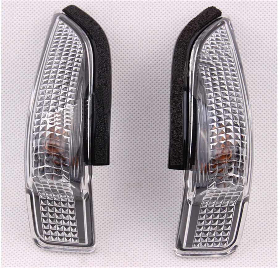 2PCS Rear view mirror turn signal light Side mirror lamp for Toyota COROLLA for ALTIS CAMRY YARIS Scion iM 2013-14 dwcx 2x rear view side mirror turn signal light for toyota rav4 audi a6 mercedes benz b class bmw f30 vw kia rio nissan qashqai