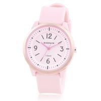 Neue Silikon Candy Farbe wasserdichte 100M Student Uhr Mädchen Uhr Mode frauen Uhren Kinder Armbanduhr Quarzuhr OM-in Damenuhren aus Uhren bei
