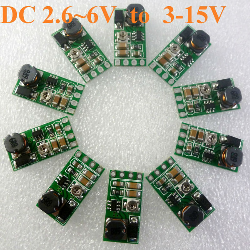 Back To Search Resultselectronic Components & Supplies Apprehensive 10pcs 1.4a 2.6-6v To 3-15v Adjustable Dc-dc Step-up Current Mode Pwm Converter Fp6291 Replace Xl6009 Lm2577 100% Original Active Components