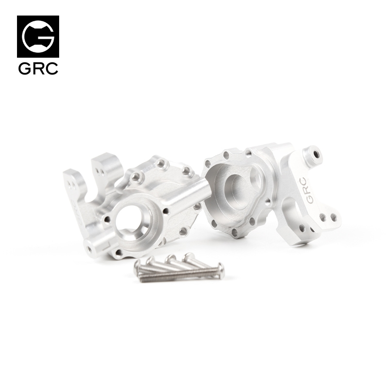 GRC TRX4 GAX0032B steering gear box base high quality T4 metal rod seat Ackerman steering cup rocker arm free shipping
