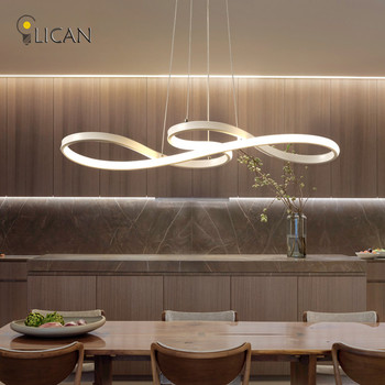LICÁN Colgando Luces Colgantes Para Comedor Bar luminaria de suspensión  suspensión Lámpara Colgante decoración para el hogar accesorios de ...