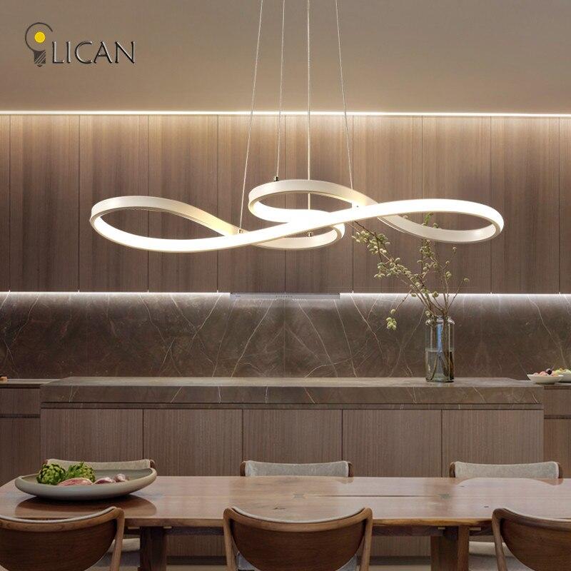 €68.76 25% de DESCUENTO|LICÁN Colgando Luces Colgantes Para Comedor Bar  luminaria de suspensión suspensión Lámpara Colgante decoración para el  hogar ...