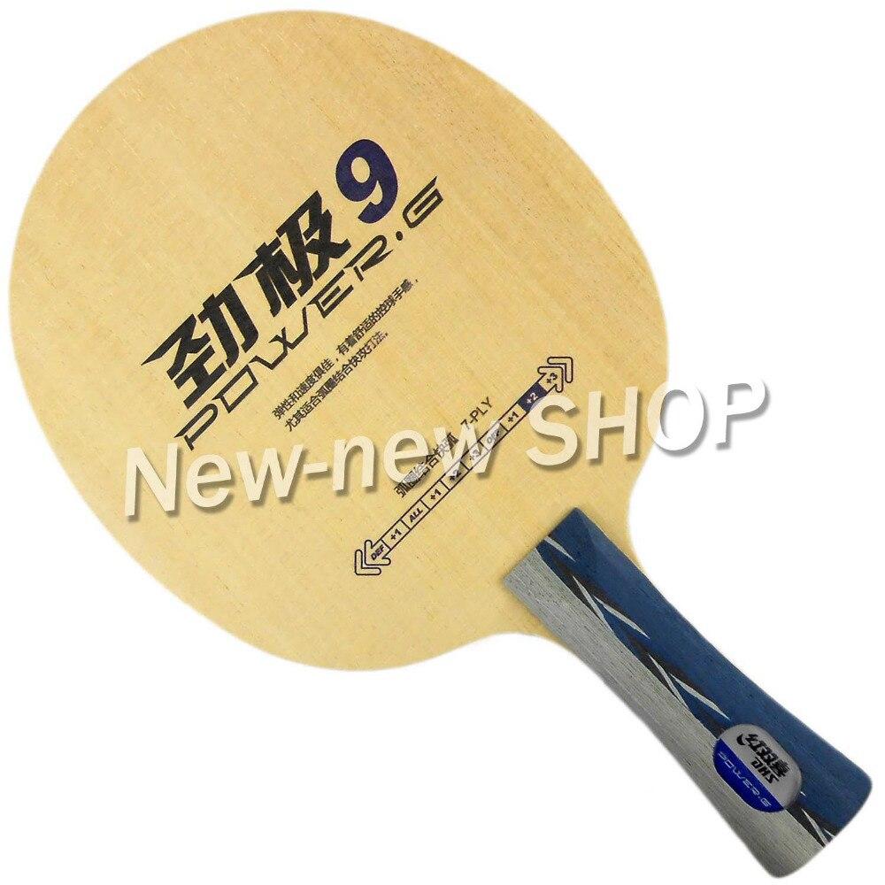 DHS POWER.G9 PG9 PG 9 PG-9 Table Tennis PingPong Blade sram кассета pg 970 11 21 9 sp