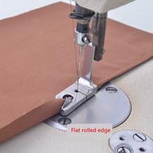 XUNZHE 1 Uds eléctrico INDUSTRIAL prensatela para máquina de coser pies 1/4
