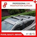 Высокое качество 1 пара грузов нагрузки алюминиевый сплав крыши автомобиля перекрещивание бар для Korando/Actyon/Rexton/Kyron