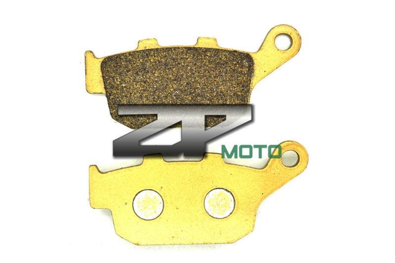 For XJ6-F Diversion 10-12 2011 Rear Organic Kevlar Brake Pads Brand New High Quality