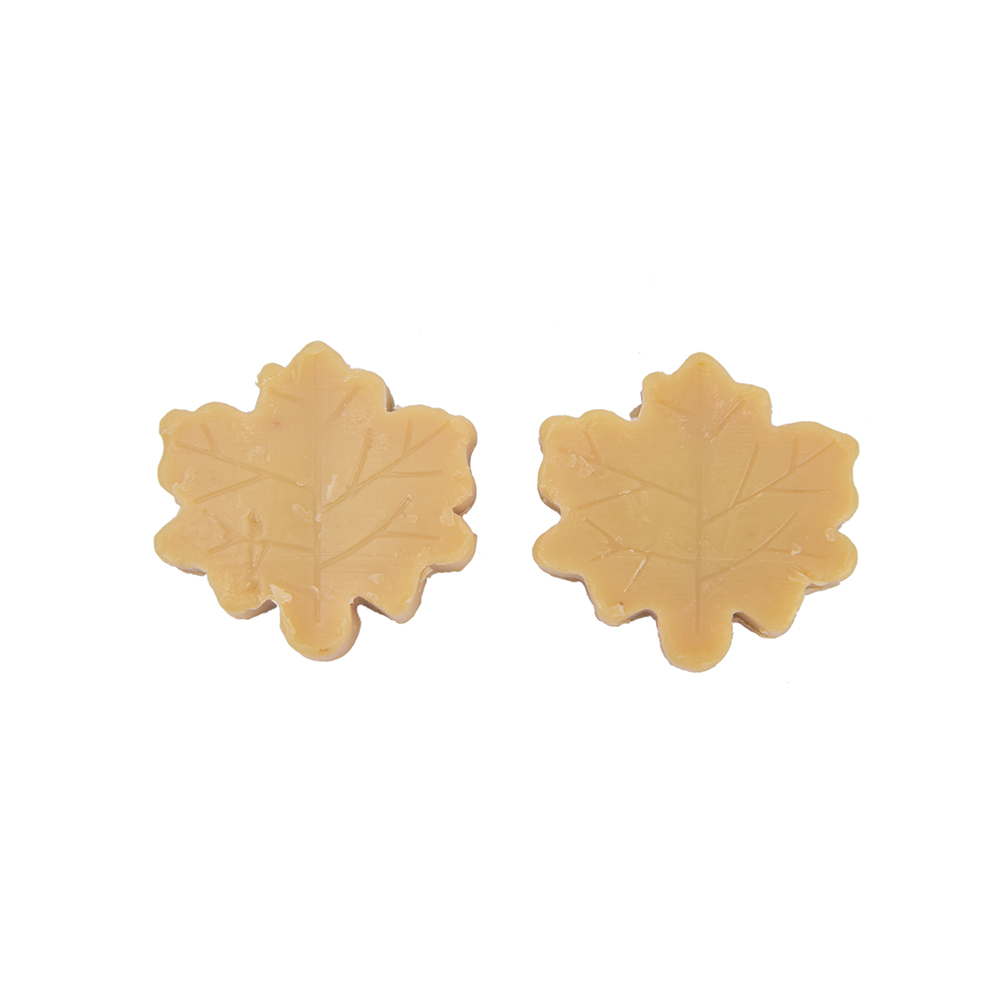 Bath & Shower Fashion Novelty Handmade Maple Leaf Design Bathr Soap Wedding Party Valentine Love Gift Dewaxing Beauty & Health