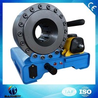 10mm To 45mm Portable Hand Hydraulic Hose Crimping Tool With 7 Sets Of Dies