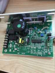 IL TRASPORTO LIBERO 220 V digitale di eccitazione motor drive controller per magnete permanente DC regolatore di velocità del motore