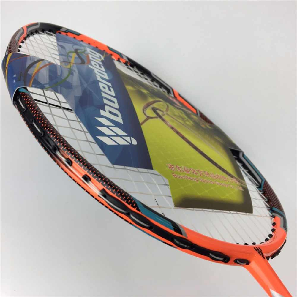 Badminton racket factory wholesale badminton rackets 3u max 30Lbs