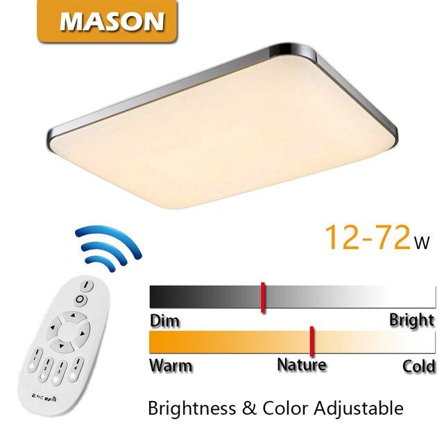 Plafones led cocina de iluminaci n interior luz 12 72 w - Plafones led para cocina ...