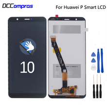 5.65 Original Display For Huawei P Smart LCD Touch Screen Digitizer Assembly p smart LX1 L21 L22