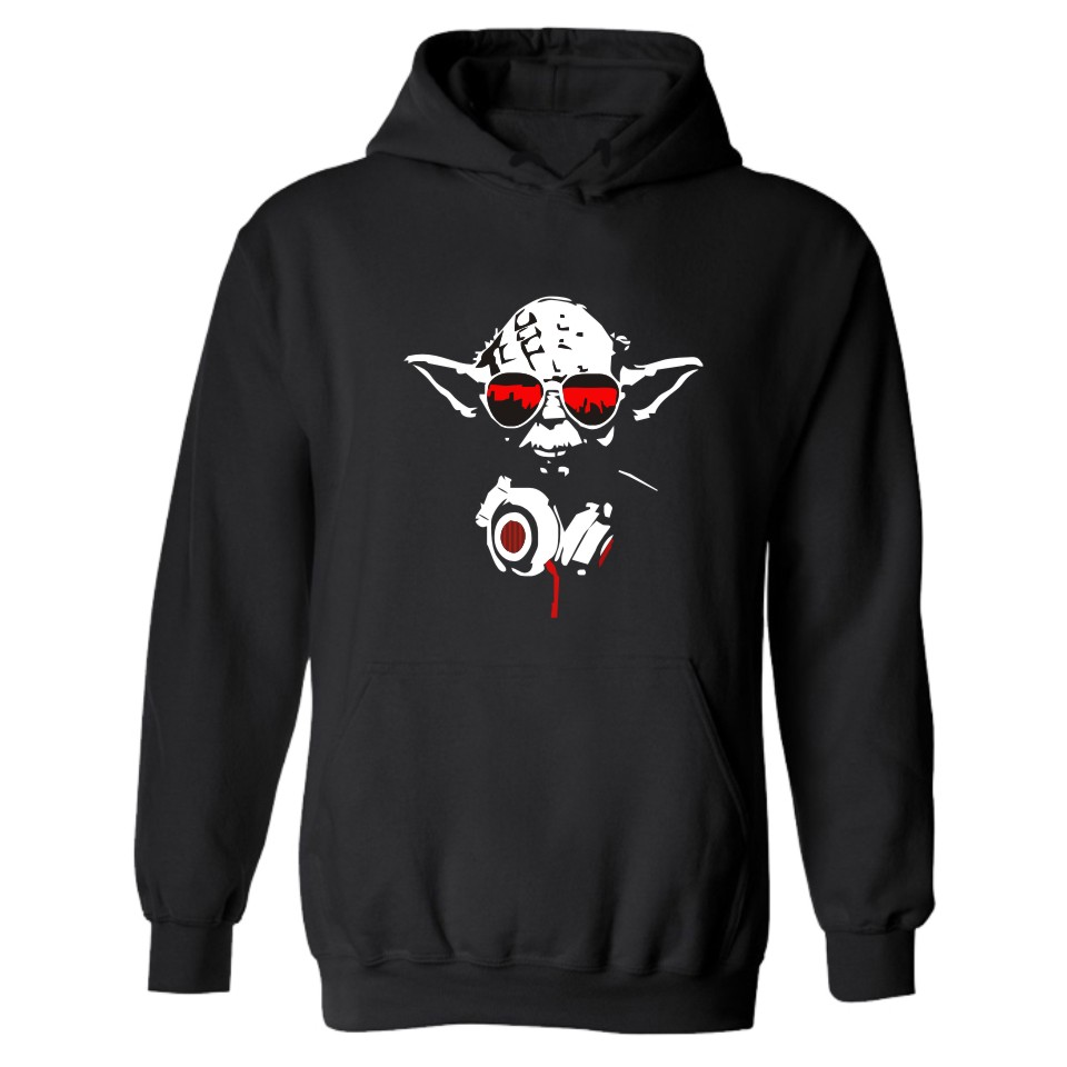 Funny Print Star Wars Hoodies & Sweatshirts Men Fashion Cotton Leisure Clothes Cool And Hip Hop Style Luxury In Plus Size 4XL