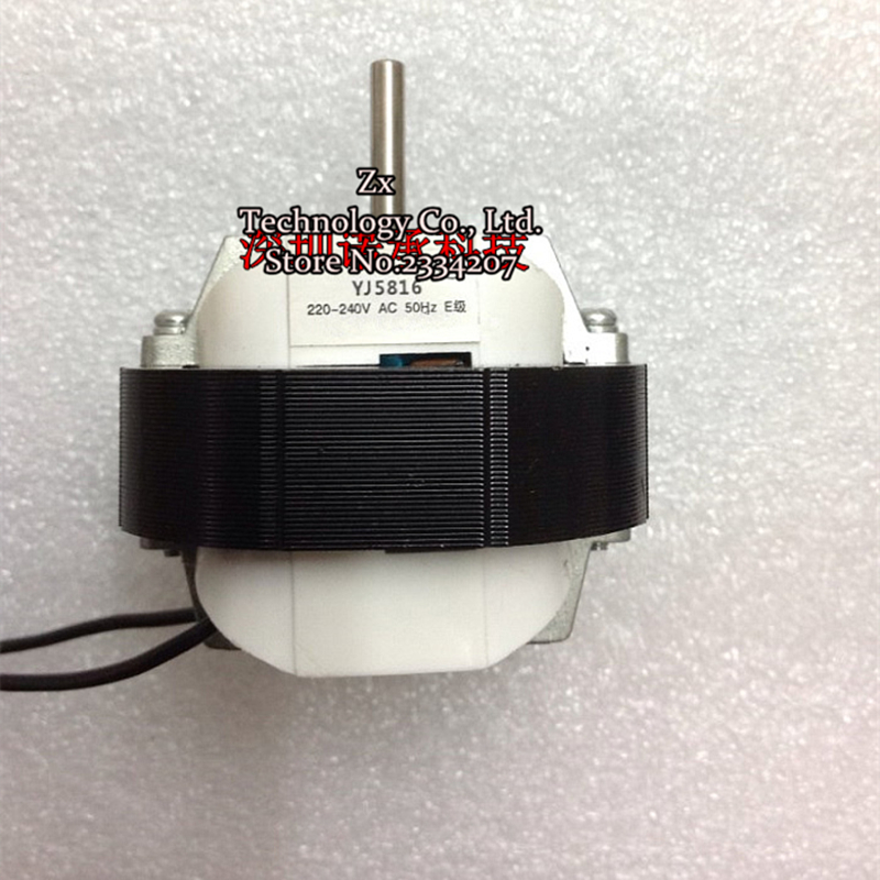 220V Shaded pole asynchronous motor AC motor ventilation fan, heater accessories YJ5816