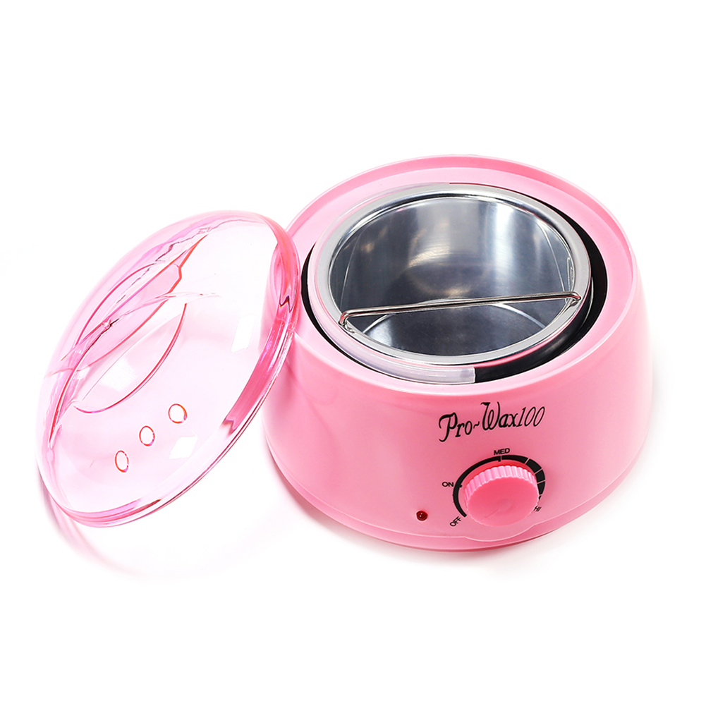 Pink Wax Warmer Wax Heater Paraffin Heater Wax For Depilation Epilator Hand SPA Machine Hard Wax Beans Depilatory