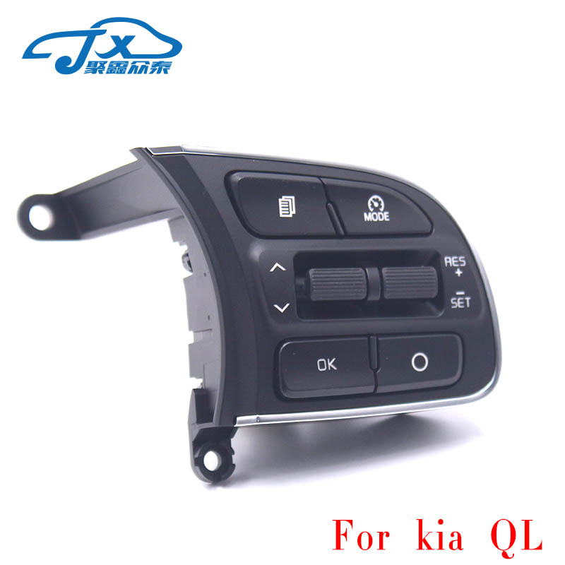 JXZT FOR Kia Sportage QL 2016 2017 Steering Wheel Cruise Control Switch Right 96720 D9010