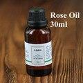 Alta Qualidade Natural 100% Puro Óleo Essencial de Rosa 30 ml de Óleo de Rosa