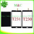 Оригинальный T230 T231 LCD Сенсорная Панель Для Samsung Galaxy Tab 4 7.0 T230 T231 ЖК-Дисплей С Сенсорным Экраном Дигитайзер Панели С Отслеживанием