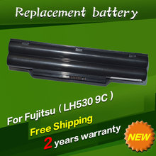 JIGU laptop battery For Fujitsu CP477891 01 CP478214 02 FMVNBP194 FPCBP250AP FMVNBP189 LifeBook A530 LH522 LH530