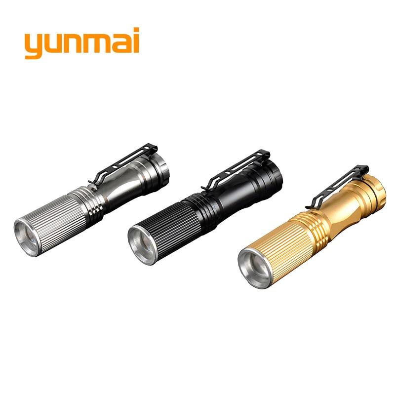 100% Wahr Leistungsstarke Mini Penlight Led Taschenlampe Zoombare 7 Watt Neue Q5 2000 Lumen Zoom Taktische Aa Oder 14500 Batterie Taschenlampe Lampe