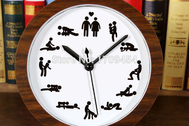 2017 Funny Home Decoration Table Clock 12 Design Antique Style Wedding Gift Fashionable Bedroom Artwork