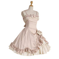 Sweet Lolita Dresses JSK Lolita Dress Vintage Lolita Women Dress Lolita Party Clothing