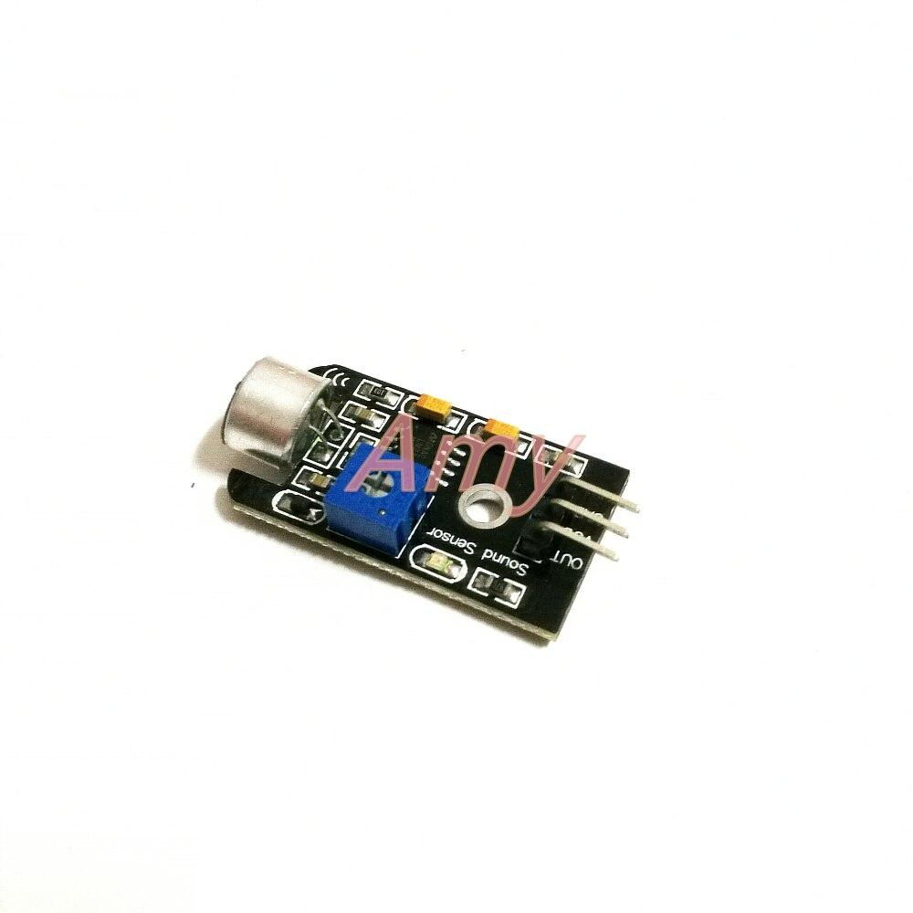 B03 font b electronic b font building block analog sensor sound sensor module