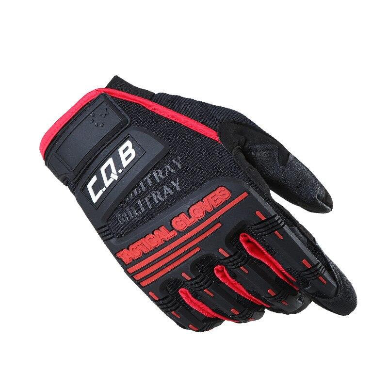 Outdoor waterproof hiking camping climbing men women gloves super technician full finger tactical cycling riding skiing glove