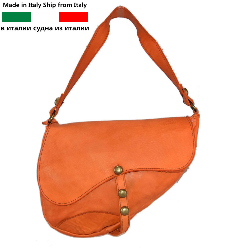 Made in Italy Ship from Italy-Genuine Italian Leather Handbags Wholesale-FREE custom logo-Vintage single shoulder slung leatherMade in Italy Ship from Italy-Genuine Italian Leather Handbags Wholesale-FREE custom logo-Vintage single shoulder slung leather