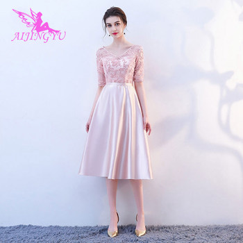 481da5a2c7 Rosa vestidos de dama de honor alguna vez bastante sin mangas una ...