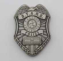 Lower  price custom badges top quality customized Newly police hot sales metal Badge & Emblem FH680100
