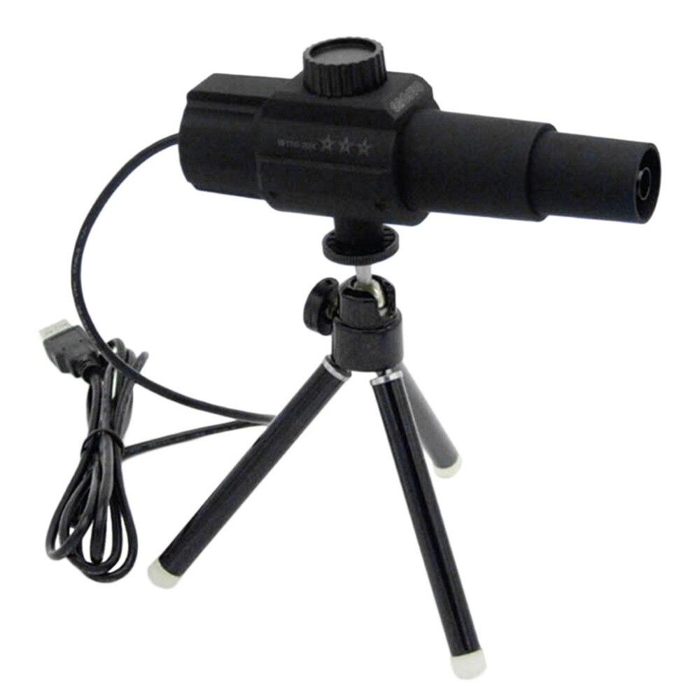 Telescopio Digital USB con lente de zoom de 2 megapíxeles y 70 veces para la observación de animales Palanca telescópico de acero de aleación pluma varilla de vidrio de romper martillo 19cm hasta 40cm de acero palo arma-Instrumento de coche auto- defensa de protección