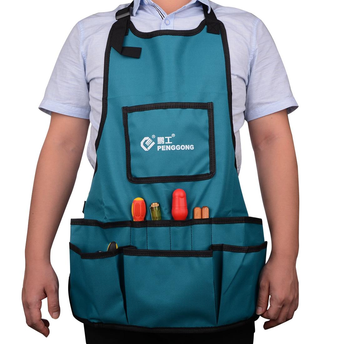 Hardware Kit Bag Tool Bags Garden Bag Multi-Purpose Garden Tool Apron With Multifunction Pockets