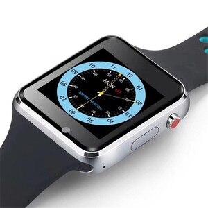 Image 3 - บลูทูธสมาร์ทนาฬิกา M3 พร้อมกล้อง Facebook Whatsapp Twitter ซิงค์ SMS Smartwatch สนับสนุนซิมการ์ด TF สำหรับ IOS Android
