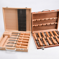 Professional Manual Wood Carving Hand Chisel Tool Set Carpenters Woodworking Carving Chisel DIY Detailed Hand Tools