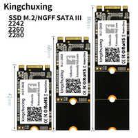 Disco Duro M.2 SSD interno de estado sólido M2 NGFF 2242 2260 2280 HDD 1TB 512GB 500GB 64GB 128GB 256GB ordenador portátil