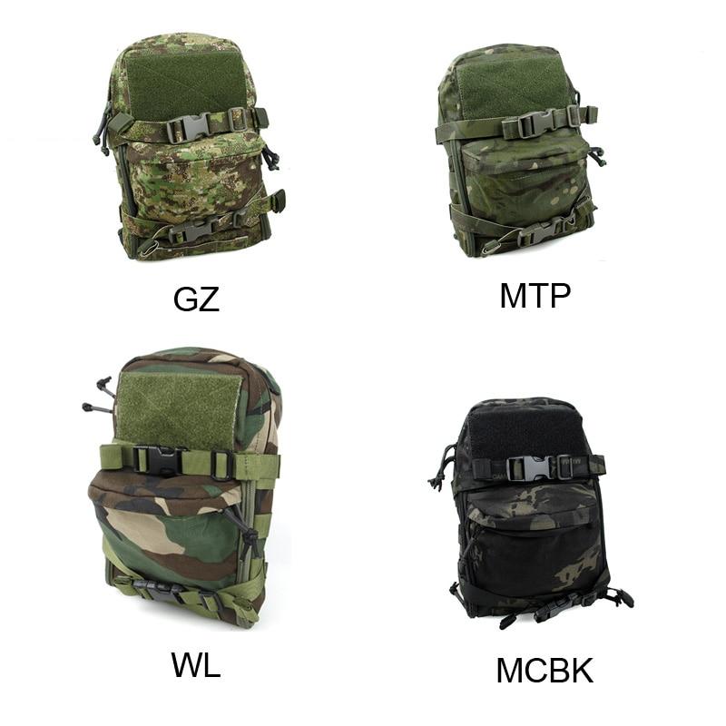 cordura 500d description - Tactical Multicam Mini Hydration Bag Pouch JPC MOLLE Vest Water Bag 500D Cordura