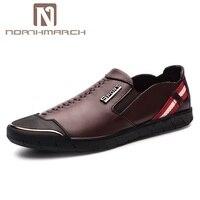 NORTHMARCH Men Shoes Brand Casual Shoes Men Fashion Male Shoes Black Hot Sale New Comfortable Men Casual Shoes Schuhe Herren