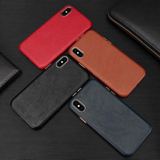 Ultra-Thin Back Cover iPhone Xs 5