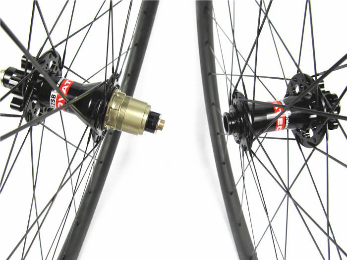 mtb carbon wheel