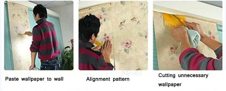 Włókniny Mody Cienkie Pionowe Paski Uciekają Tapety Do Salonu Sofa Tle Ściany Domu Tapety 3D Szary Srebrny 8