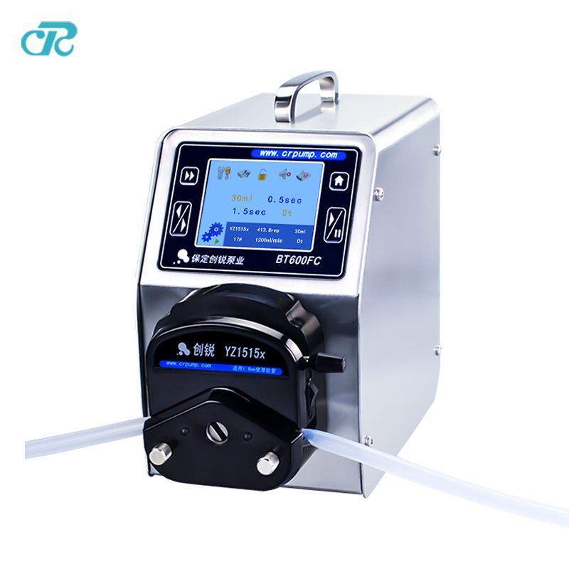 Thick E liquid filling 5ml 10ml peristaltic pump alobon 10ml 120