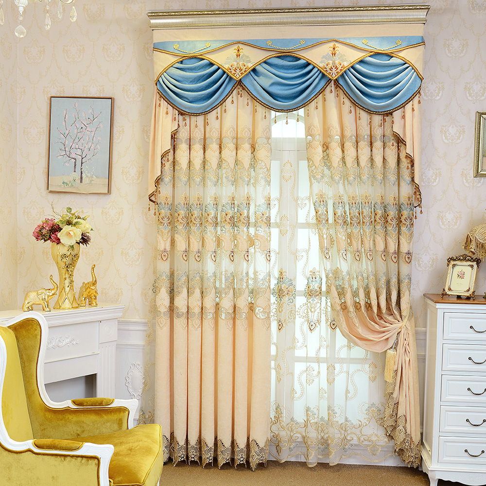 Pretty-Tulle-Luxury-Embroidered-Valance-Curtain-Fabric-For-living-Room-Bedroom-Window-Treatment-Drapes-Decoration