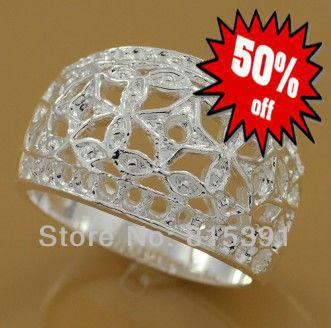Sale-GY-PR047 Grande vendita Speciale 925 Offre Anello Argento placcato gioielli