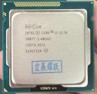 Intel Core i5-3570 I5 3570 Processeur (6 m Cache, 3.4 ghz) LGA1155 PC ordinateur De Bureau CPU Quad-Core CPU